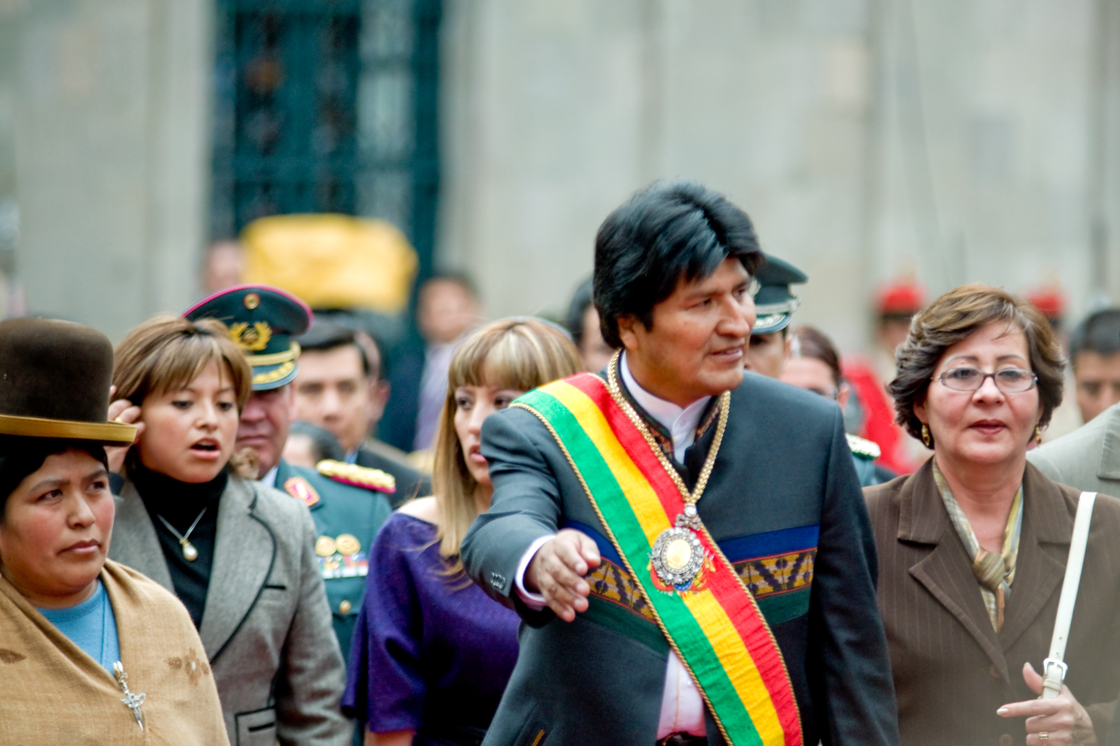 Transgender Bolivians Gain Right to Change Name on ID Cards