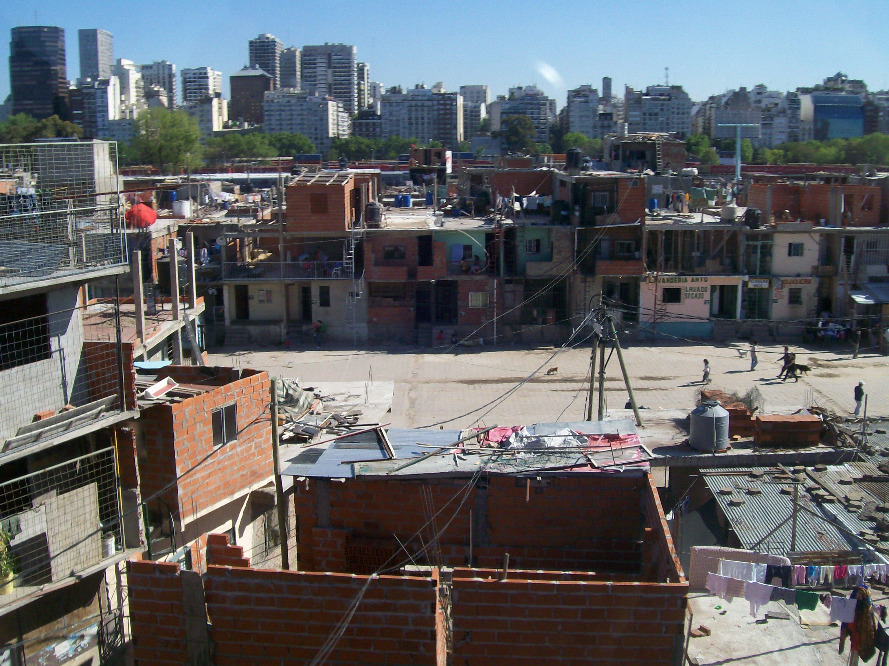 El drama de las villas miseria en argentina panoramas for Villas en buenos aires