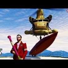 GTA 5 WRACKING BALL! - GTA 5 Online Mini Game Mode! - Grand Theft Auto V