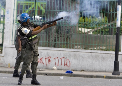 Haiti, UN, MINUSTAH