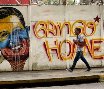 Chavismo's Regional Legitimation Strategy
