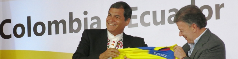 Ecuador and Colombia: Unwillingly Intertwined | Panoramas