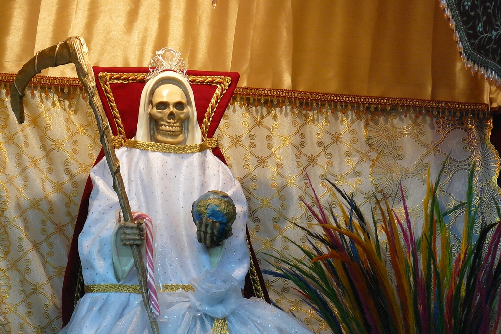 La Santa Muerte: Inmates' New Friend | Panoramas