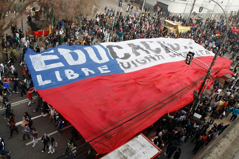 Chile Proteste