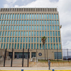 (Image: U.S. Embassy building in Havana where Álvaro requested visas in 1980)